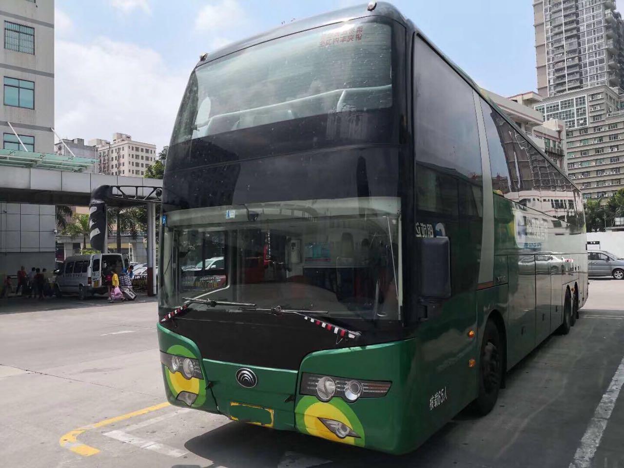 【郑州】宇通6146型号 价格54.00万 二手车
