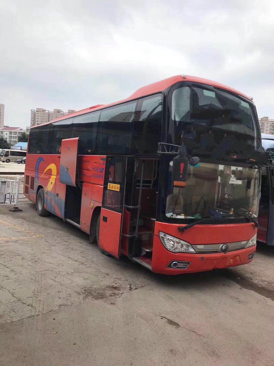 郑州宇通6118型号二手车