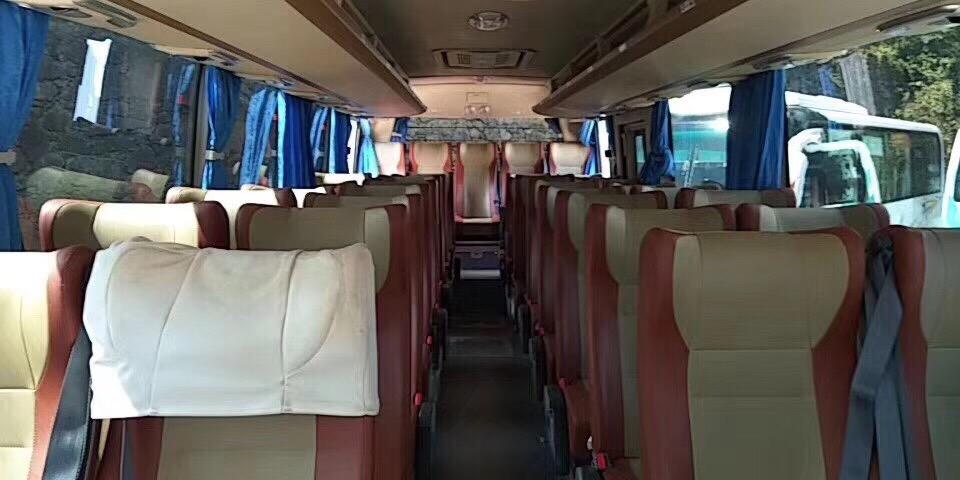 【郑州】宇通17年8月6876型号 价格29.00万 二手车