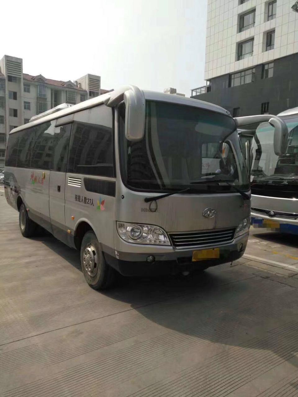 郑州海格牌14年2月6759二手车