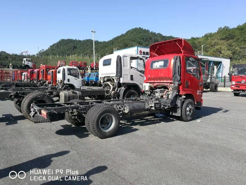 载货汽车底盘一批二手车