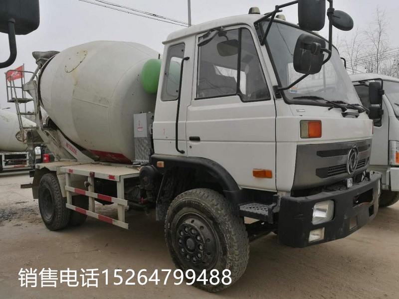 出售二手4立方6立方至20立方混凝土搅拌罐运输车
