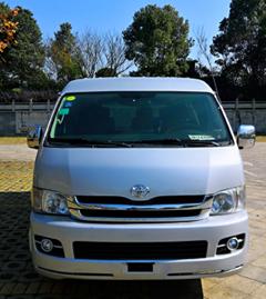 【长沙】丰田海狮 价格9.80万 二手车