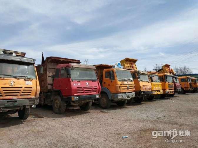 多台豪沃,奥龙,金刚自卸车低价出售二手车