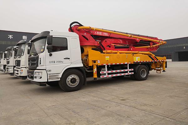 30米泵车二手车