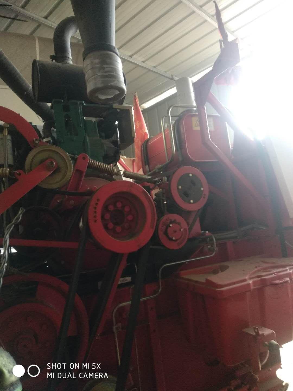 小麦收割机二手车