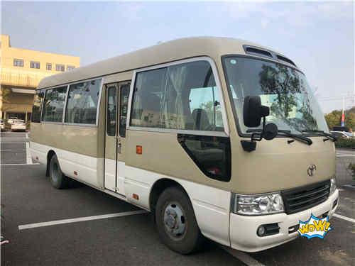 【宁波】客车 价格19.50万 二手车
