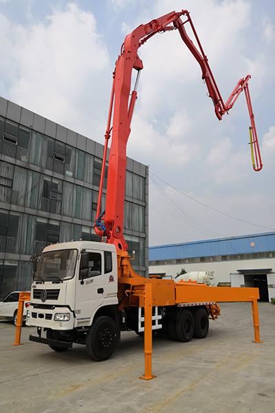 34米混凝土泵车二手车