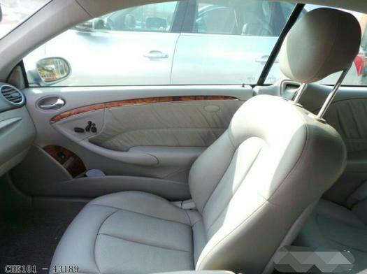 奔驰2004款CLK二手车