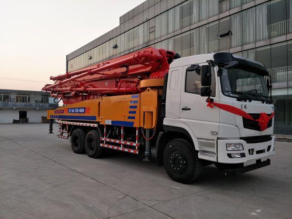52米泵车二手车