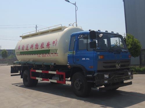 东风低密度粉粒物料运输车二手车