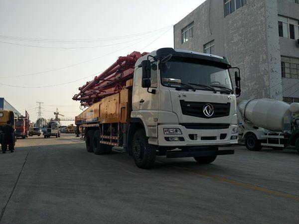 42米泵车二手车
