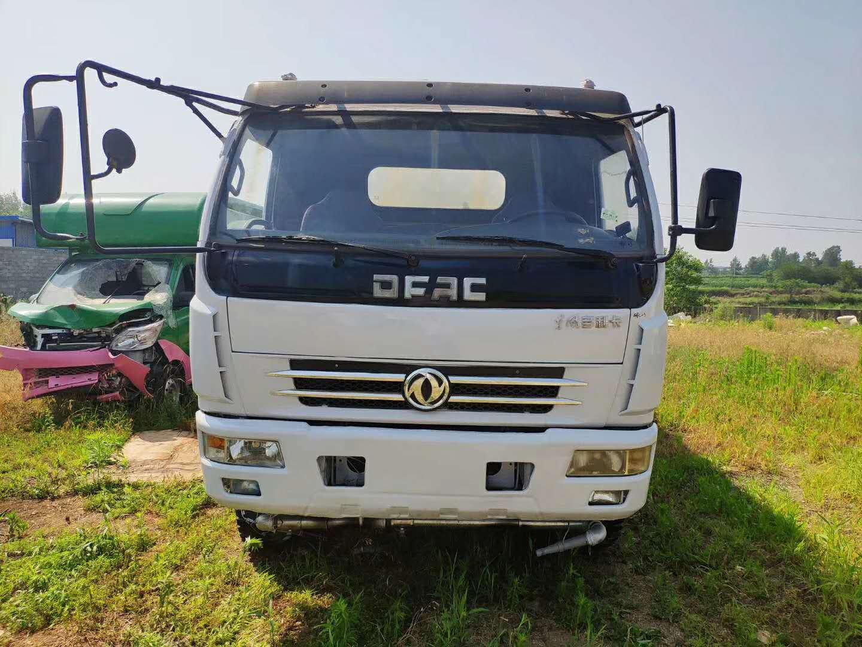 二手东风大多利卡8吨型洒水车园林绿化车