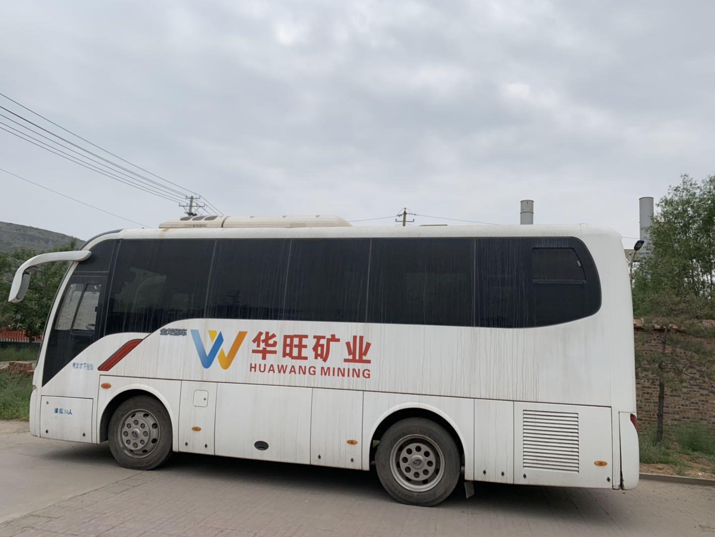 金龍牌大客車九成新里程僅4萬公里荷載30人