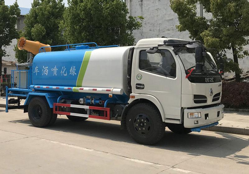 东风5吨洒水车价格多少