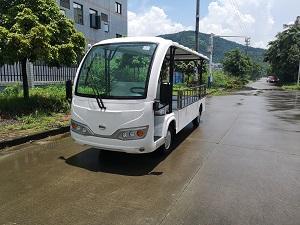 绿松电动观光车