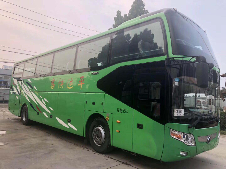 鄭州14年12月底55座國四 一層半二手車
