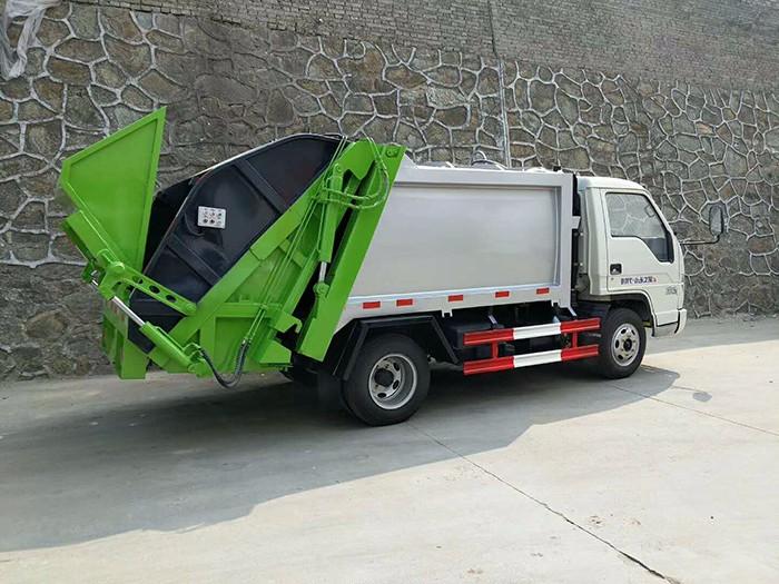 东风压缩式垃圾车 东风对接式垃圾车 东风挂桶式垃圾车二手车