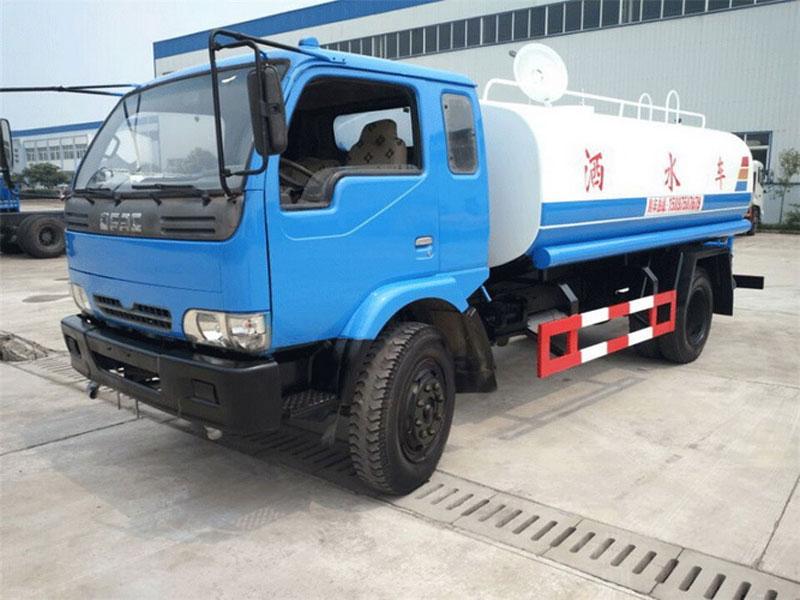 東風10噸灑水車價格多少錢