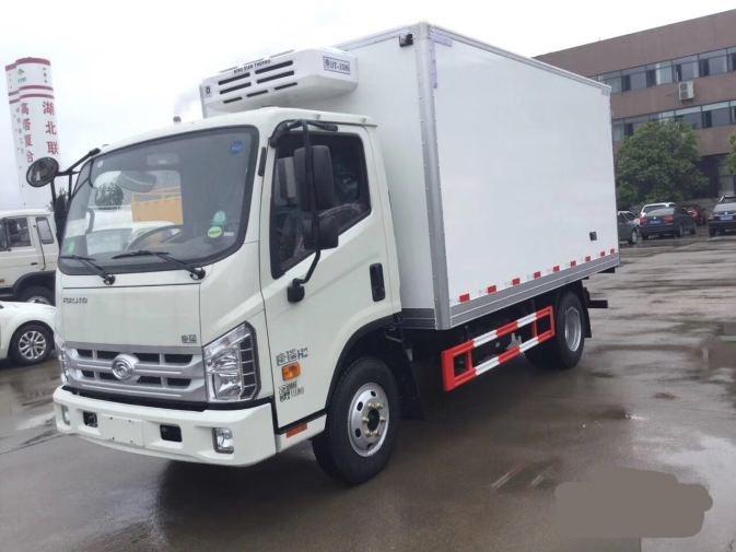 福田康瑞4.2米冷藏車