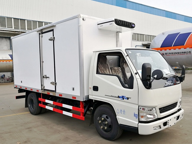 江鈴冷藏車