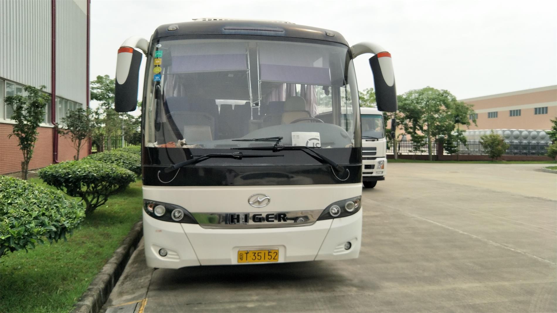 中山大型普通客車二手車