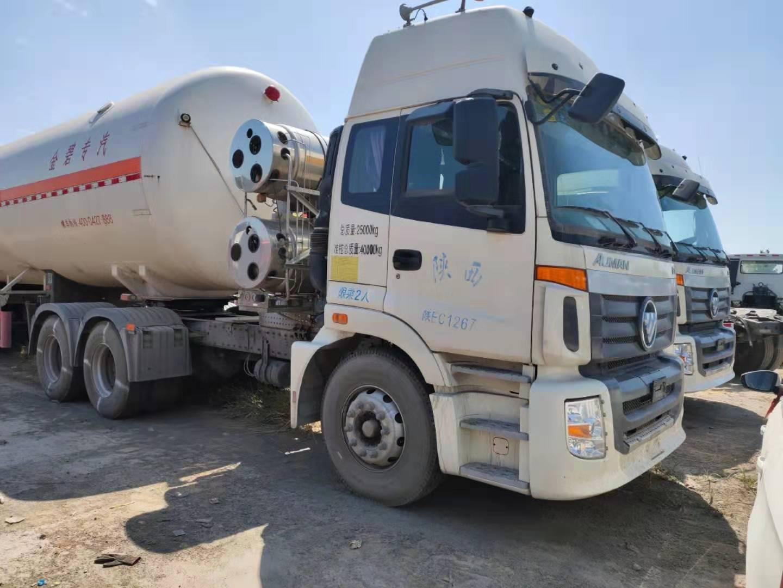 二手天然氣車 歐曼ETX 380馬力 國五排放