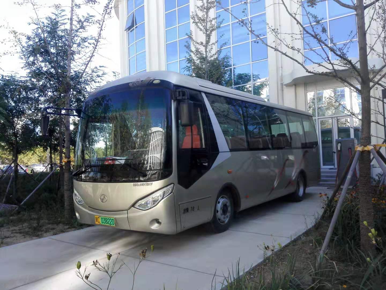 九龙电动38座大巴车