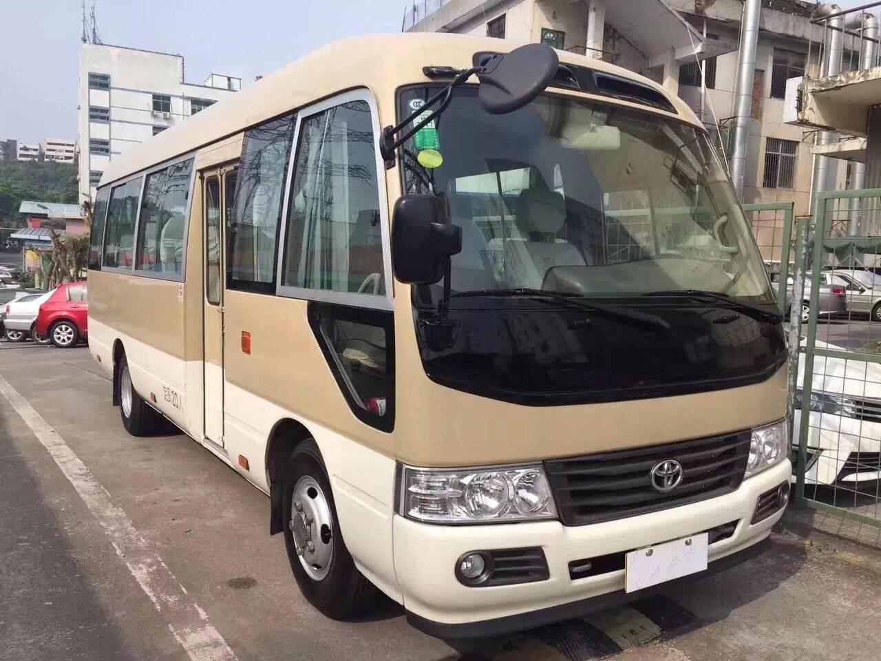 深圳豐田考斯特二手車