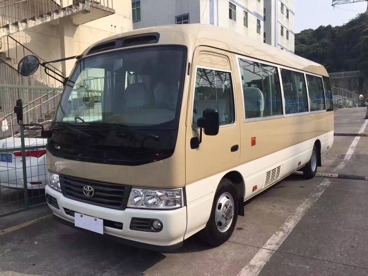 【深圳】丰田考斯特 价格22.80万 二手车