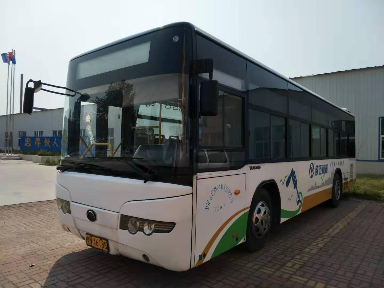 宇通牌ZK6108HGC型城市客車 二手車