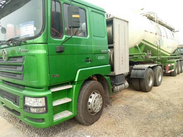 【扬州】17年7月德龙X3000 380马力天然气车 国五二手车 价格8万