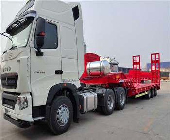 专业订做优质挖掘机运输车2桥3桥 全国发货