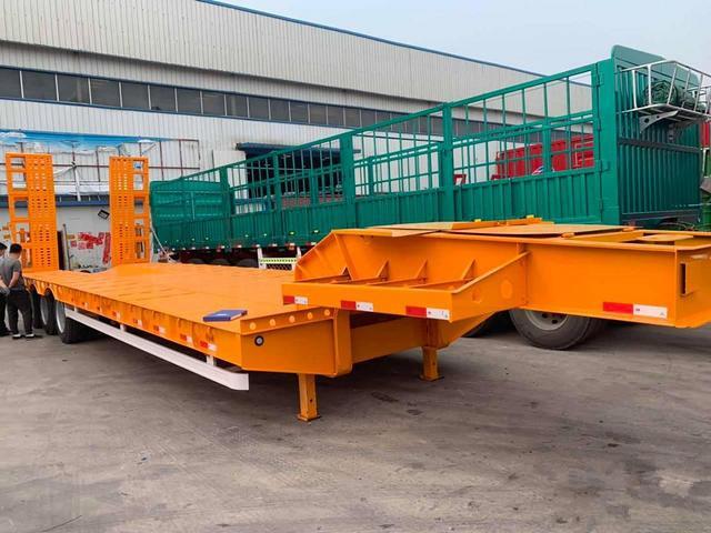 平板专家 专业订做低平板运输车山东梁山