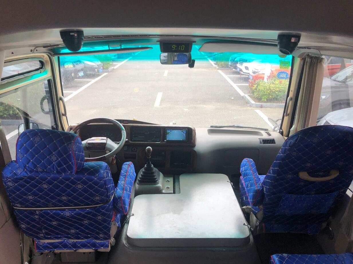 【宁波】客车 价格6.90万 二手车