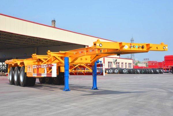骨架运输车 专家精心设计 全国发货二手车