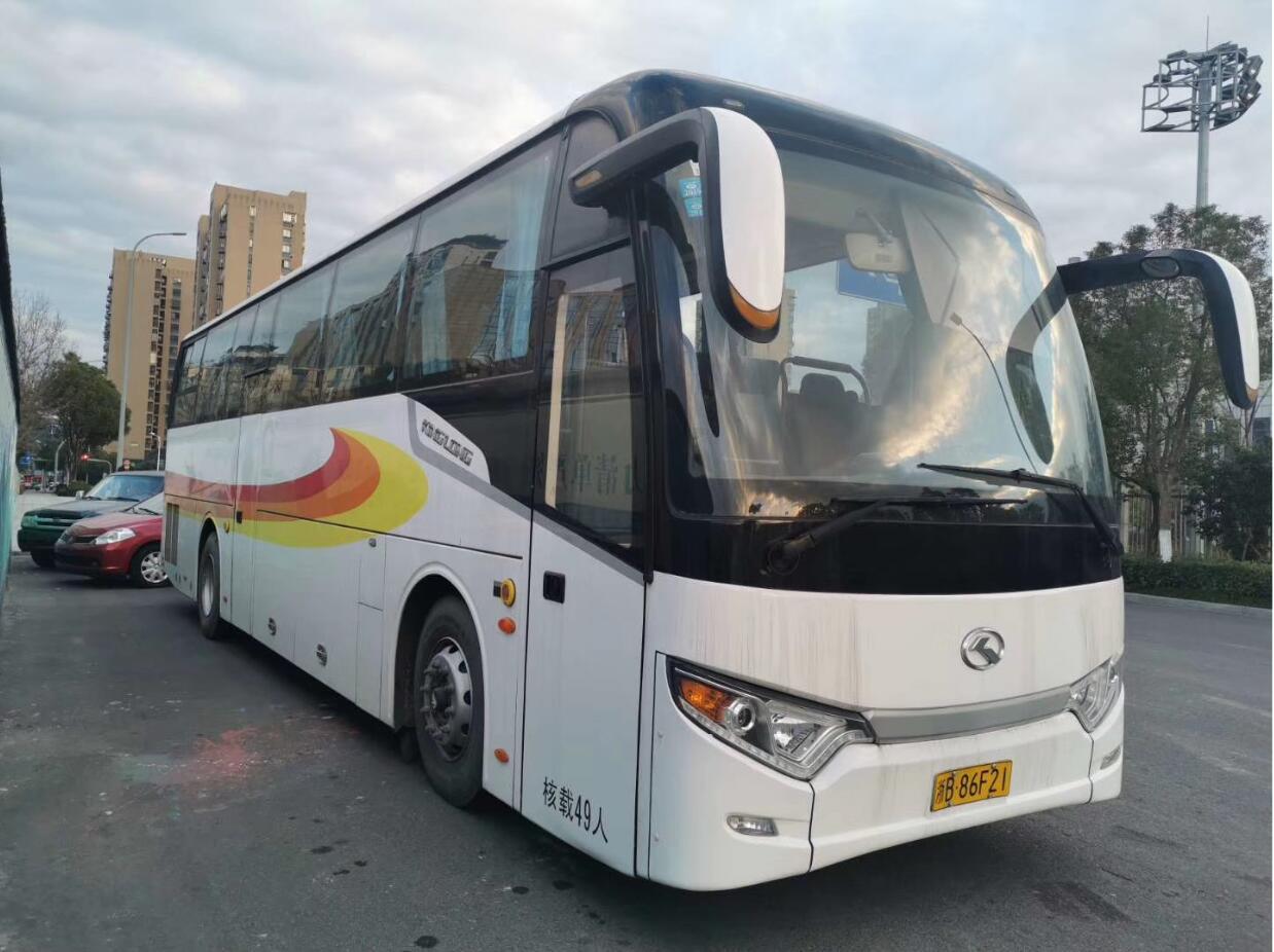 【寧波】客車 價格35.60萬 二手車