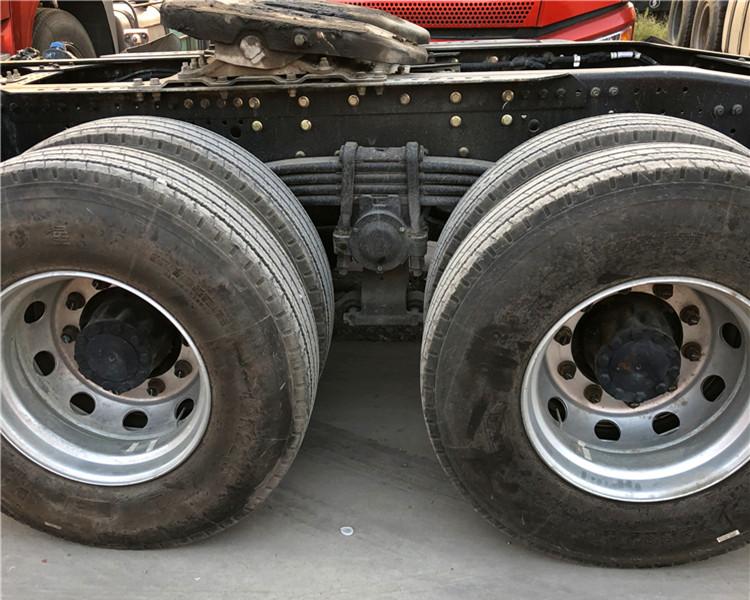 19年轻体矮顶欧曼ETX双驱430马力 国五分期付款二手车