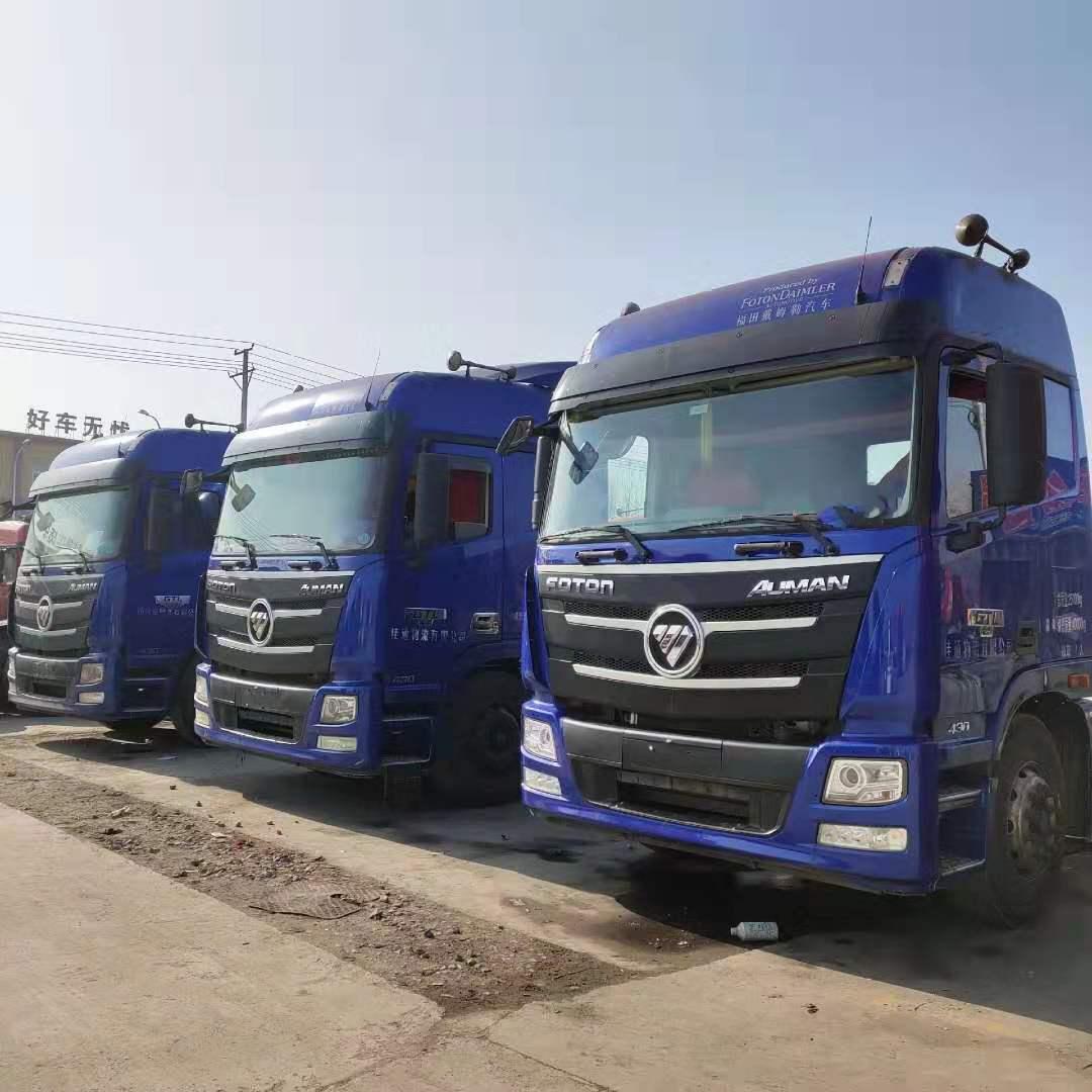 出售歐曼GTL 430馬力牽引車 國五排放 可分期包提檔