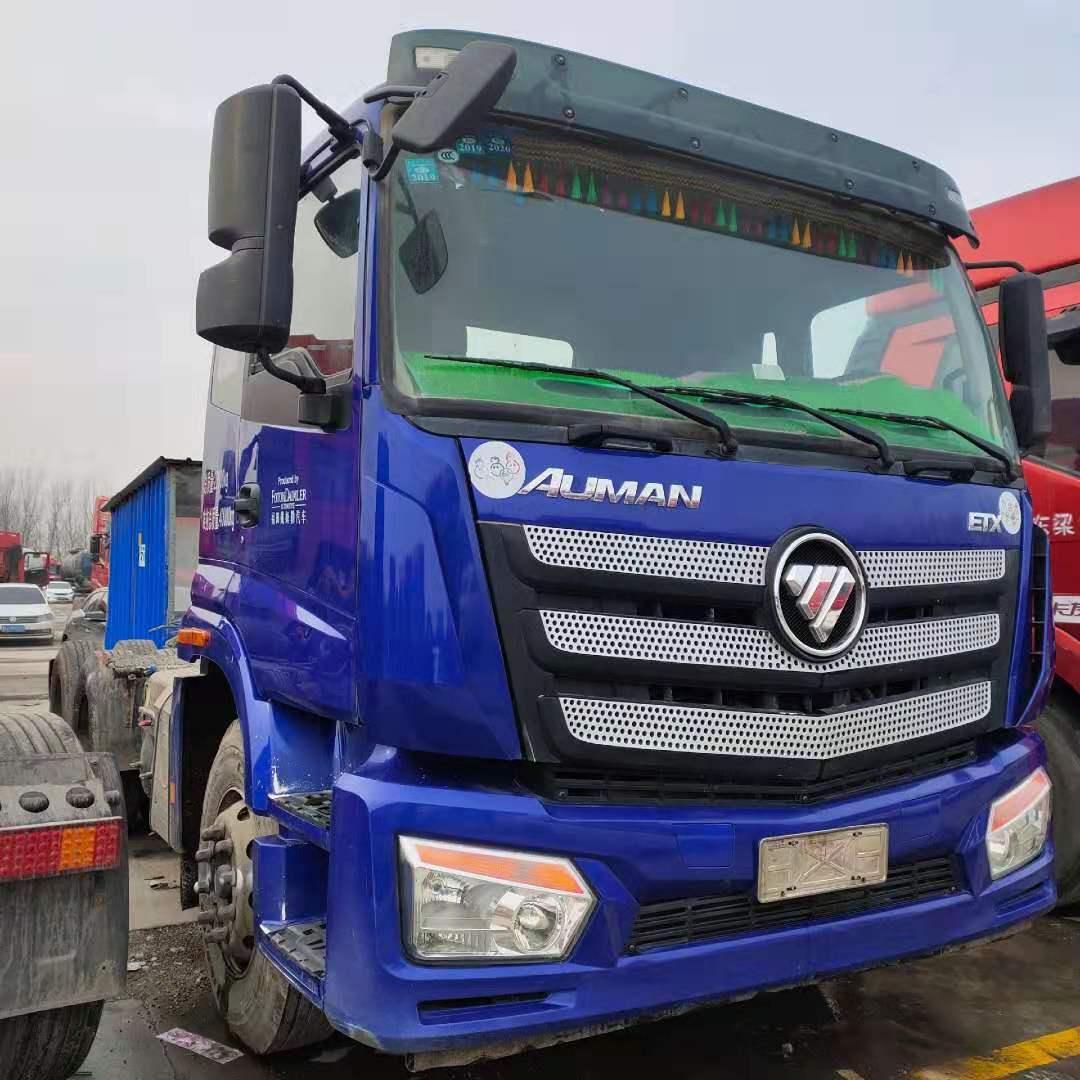 低頂歐曼ETX 430馬力貨車 雙驅濰柴 國五排放
