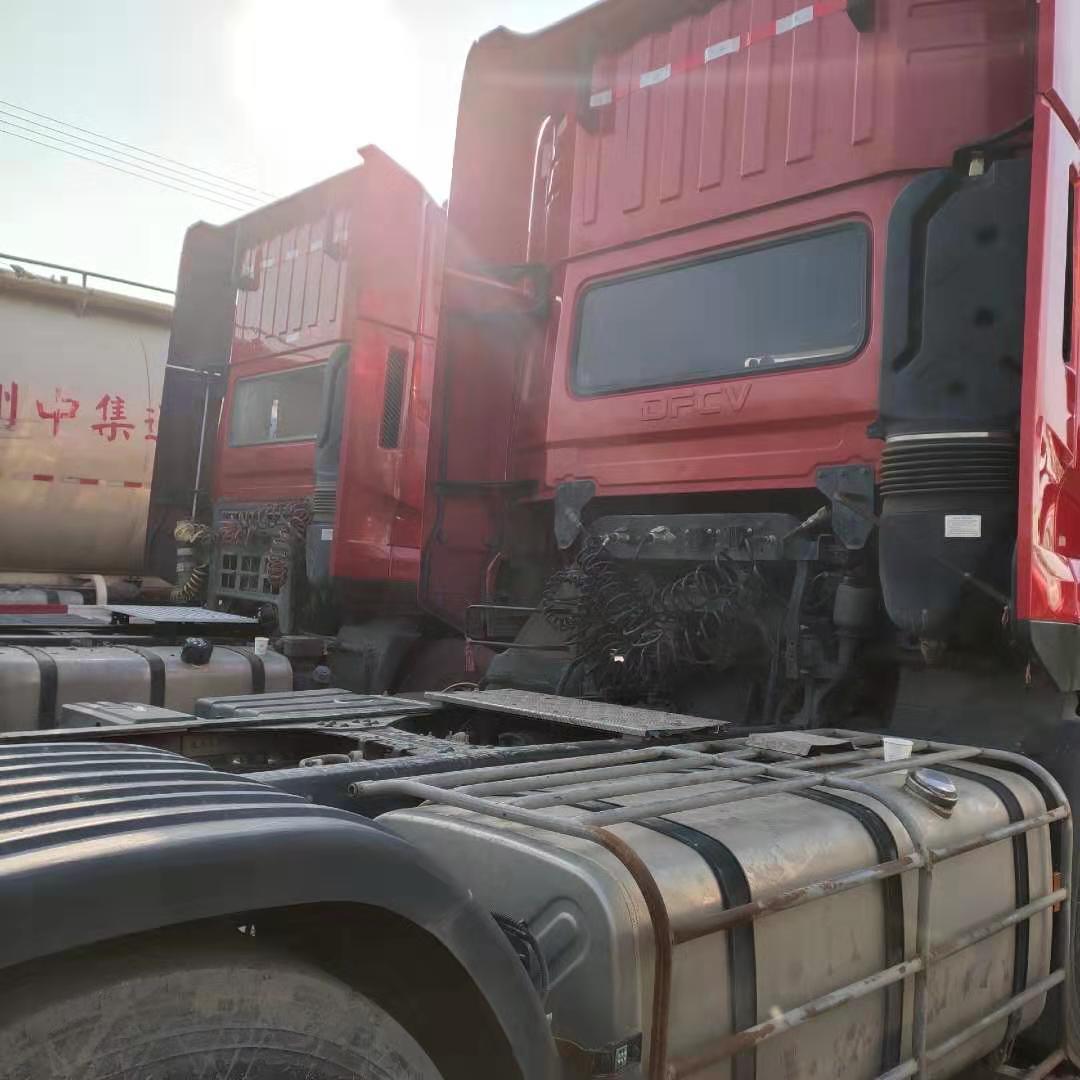 啟航版天龍450馬力牽引車出售 國五排放 可分期包提檔二手車