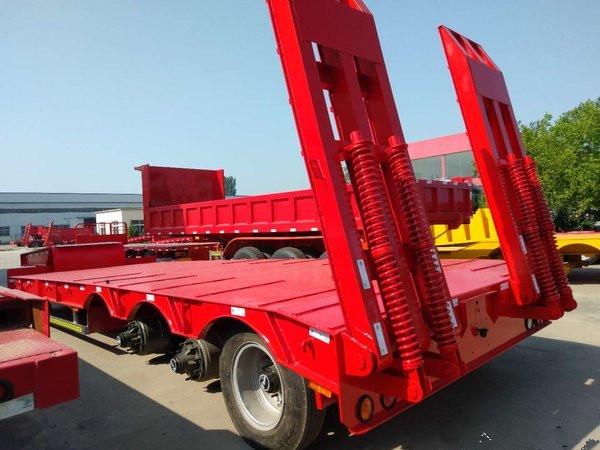 安徽訂做2/3橋挖掘機板工程機械運輸車二手車