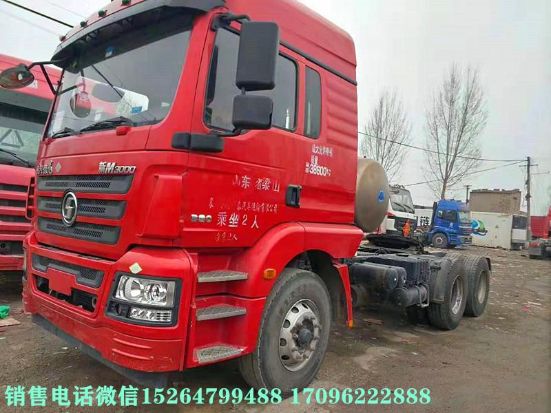 17年天然气LNG 德龙M3000 马力430