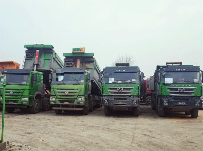 低价出售一批绿皮自卸车分期付款