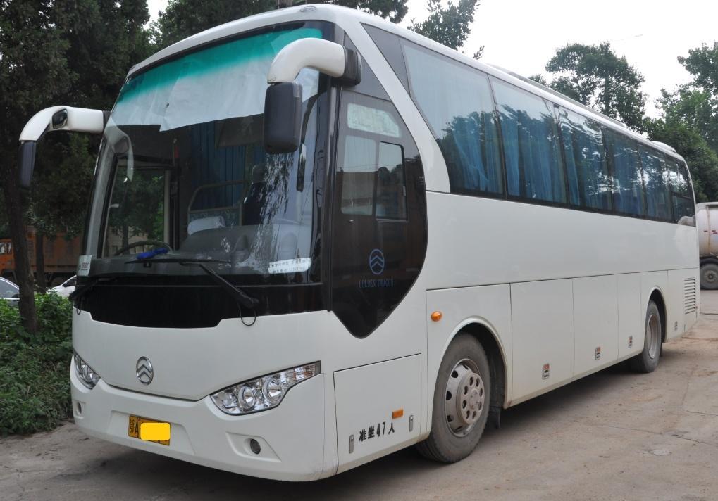 金龙单位自用47座及27座客车出售
