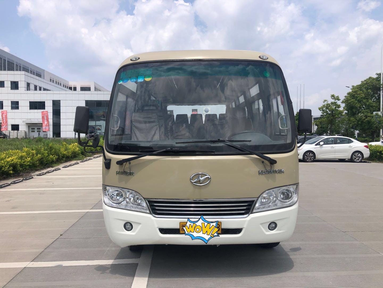 【宁波】19客车二手车 价格9.78万