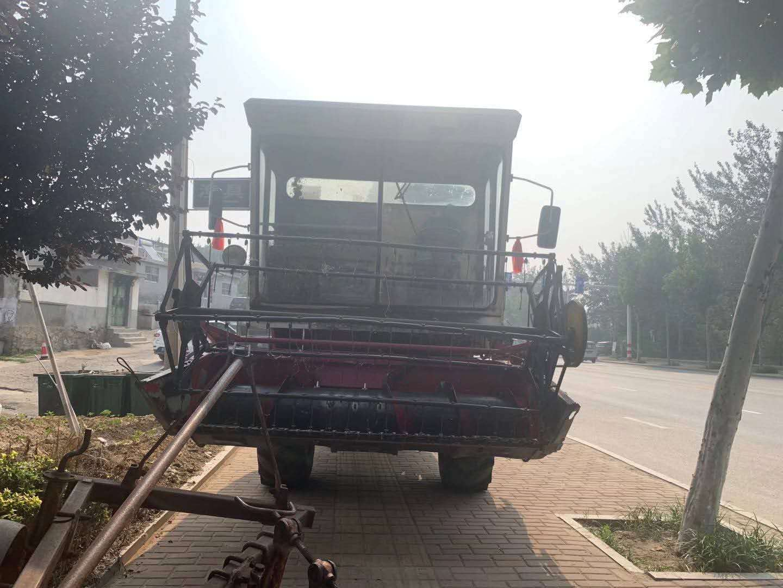 自走式谷物联合收割机二手车