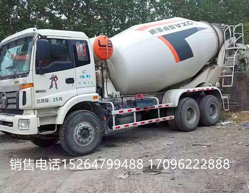 低价出售欧曼12立方混凝土搅拌罐 可分期付款