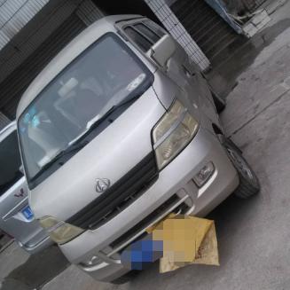 长安SC6408D (长安之星S460)二手车