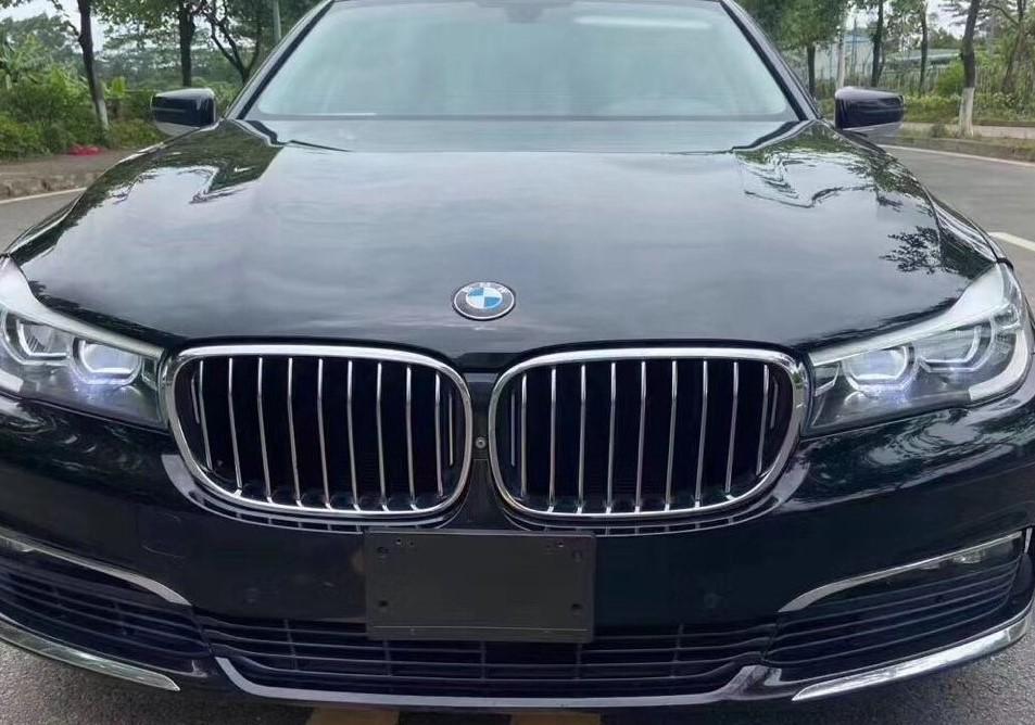 2018款宝马740Li二手车